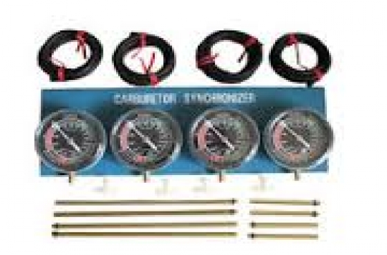 Carburator synchroniser