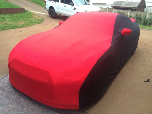 Custom made car covers by Coverworx