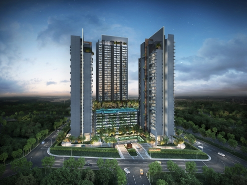 Grand Medini Lifestyle Residence - Investing the booming Iskandar Malaysia