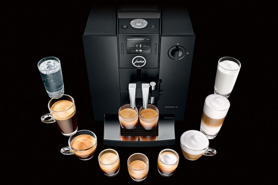 JURA COFFEE MACHINES B/New