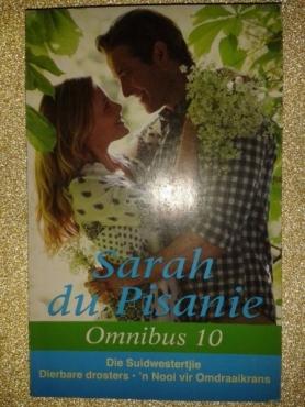 (NUWE BOEK) Sarah Du Pisanie - Omnibus 10.