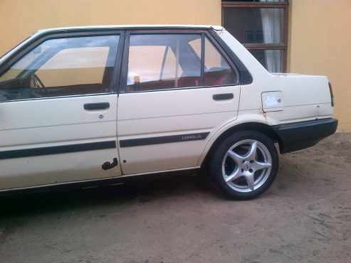 buyers of cars and bakkies absolutely all models and definitely any condition