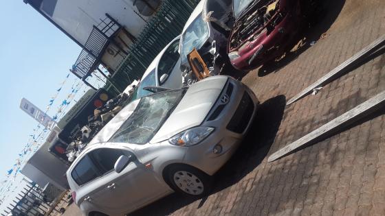 Stripping Hyundai I20 For Spares