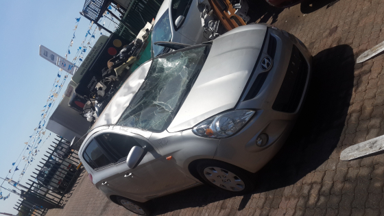 Stripping Hyundai I20 For Spares