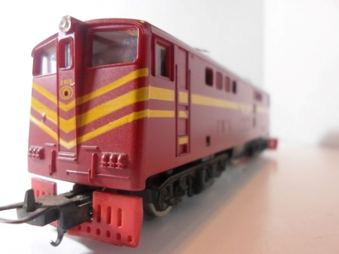 Lima Model Trains