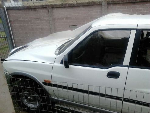 Ssangyong Musso with lots of spares for sale in EASTLONDON