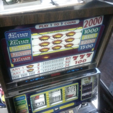 Slot machines for sale in durban stop gambling addiction singapore