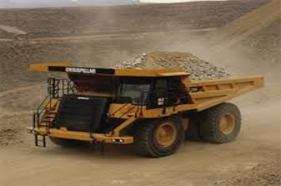Dump truck 777 training course earth moving mining machines training center limpopo 0719850775