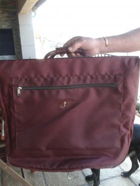 Business mans travel Bag
