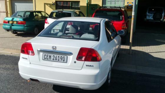 HONDA 170I VTEC 2002