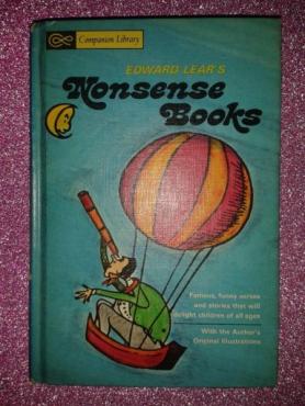 Nonsense Books / A Wonder Book - Companion Library.