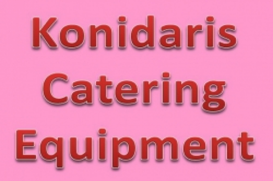 KONIDARIS FOODSERVE EQUIPMENT ALL EQUIP