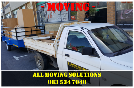 MOVING / REMOVING ***INCLUDING SATURDAYS***