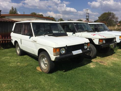 Range Rover 1970 1971 1972 1973 1974