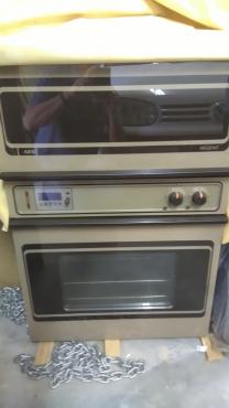 AEG Regent Built In Double Oven