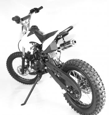 125 cc 4 stroke off road scrambler