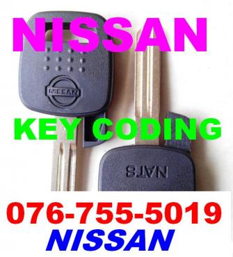 Nissan HARDBODY Key coding