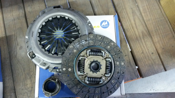 Honda Civic V-TEC 160i & 170i Clutch Kit
