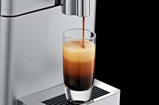 Jura fully Automatic one touch coffee machine