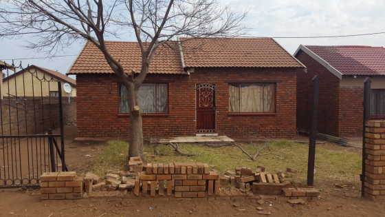 INSOLVENT PROPERTY FOR SALE: Erf 1827 Lethlabile-B Ext 1, Brits, NW