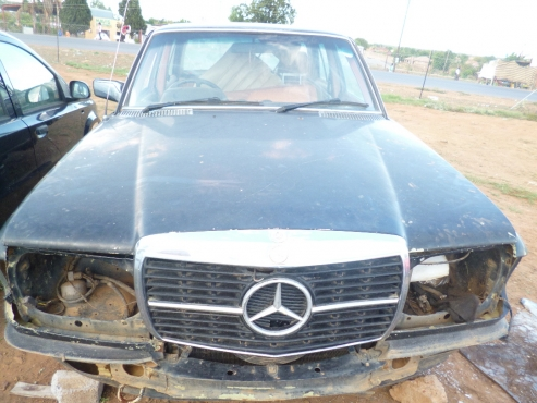 Mercedes Benz 240D SPARES are available at Logic Spares, hurry and contact us today!