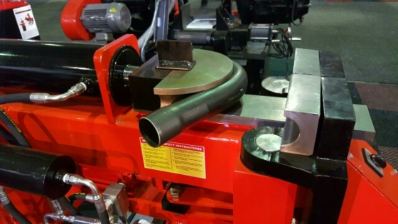 hydraulic exhaust pipe bender. & hydraulic exhaust pipe bender. | Junk Mail