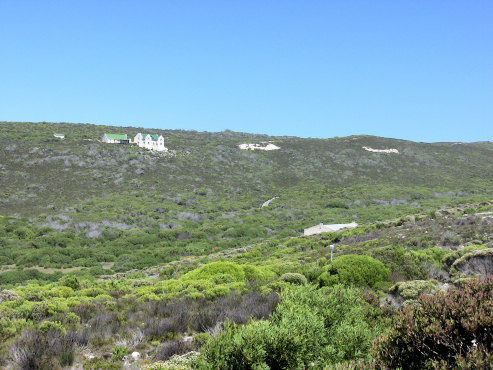 Stand in Private Nature Reserve For Sale - Agulhas