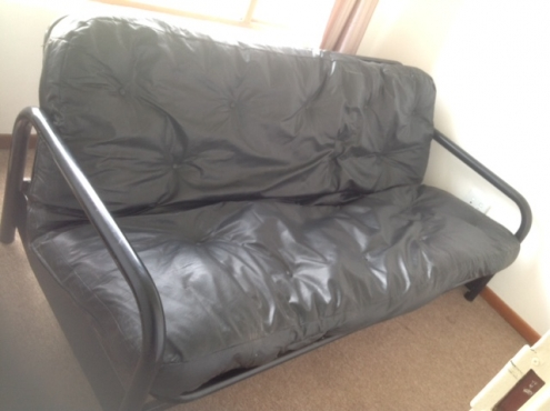 Leather Sleeper Couch Other Furniture