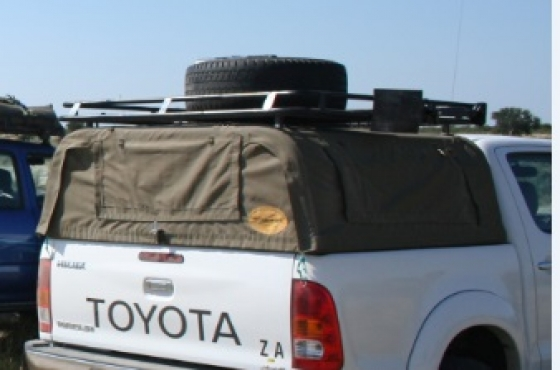 Toyota Hilux Canvas Canopy & Toyota Hilux Canvas Canopy   Junk Mail