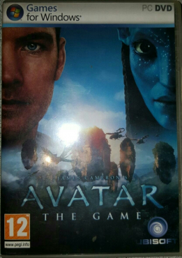 Avatar The Game PC