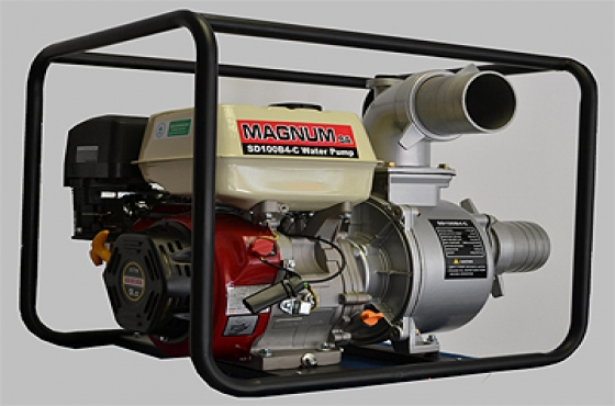 "WATER PUMP 3""/80mm WITH PETROL ENGINE PRICE INCLUDES VAT"
