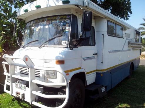 Mobile Camper for sale