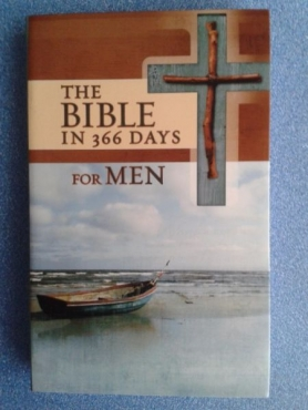 (NEW BOOK) The Bible In 366 Days For Men - Christian Art Publishers.