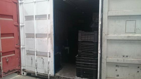 12 meters 40 foot containers te koop.