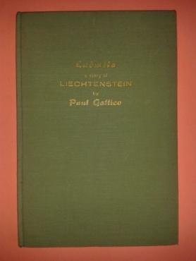 Ludmila A Story Of Liechtenstein by Paul Gallico.