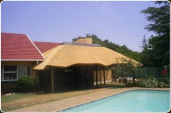 Affordable Lapa, thatching, thatch lapas, thatched roofs, grassdake, grass roofs, in Gauteng see pri