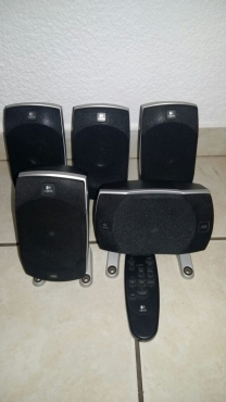 Logitech Z5500, 5 1 Dolby Digital Surround Sound System