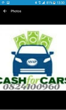 **Cash4All used car's, suvs gauteng**