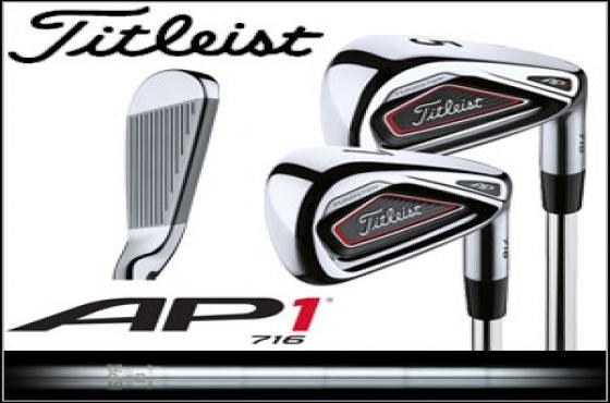 Golf clubs. Titleist AP1 SPECIAL