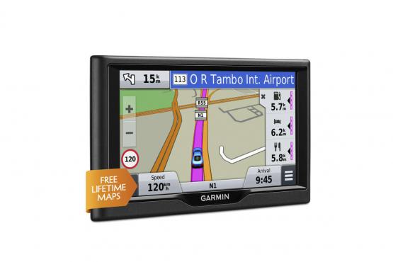 GPS - Garmin Nuvi 67LM in car navigator (new)