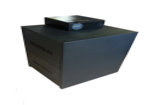 Crystal Intellipower 5 -2400va /1440w Long Backup UPS w/ 4 x 105ah Batteries - Maiden Electronics