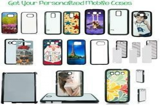 2D Sublimation Phone Covers