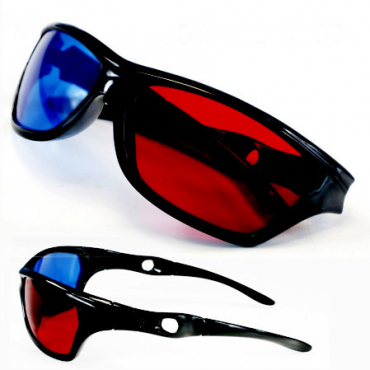 3D Gaming Glasses & 3D Anaglyph Spectacles