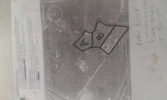 Vacant plots for sale