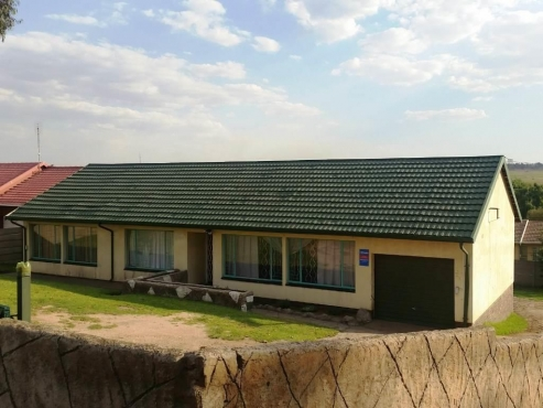 3 bedroom house in Witbank
