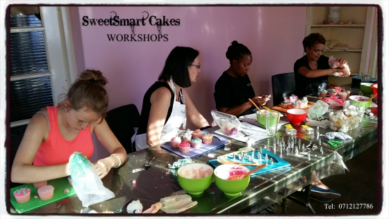 BLOEMFONTEIN Cake decorating workshops / classes / courses