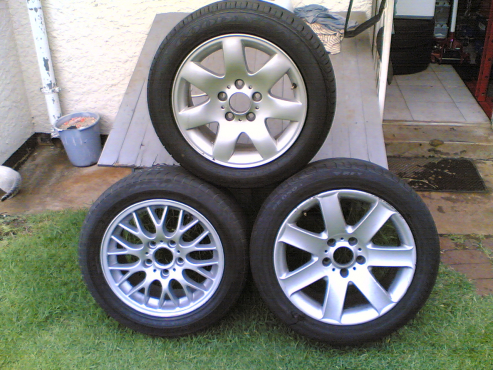 mags and tyres