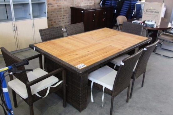 JHB Various Tables Chairs Clearance Auction