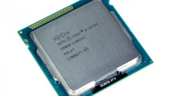 I5 intel 3570k driver core
