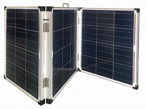 150w Foldable Solar Panel - Maiden Electronics R 3600